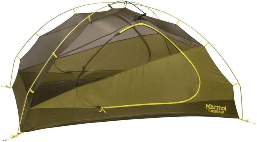 marmot tungsten 2p green