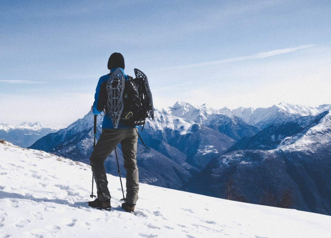 best jackets for snowshoeing