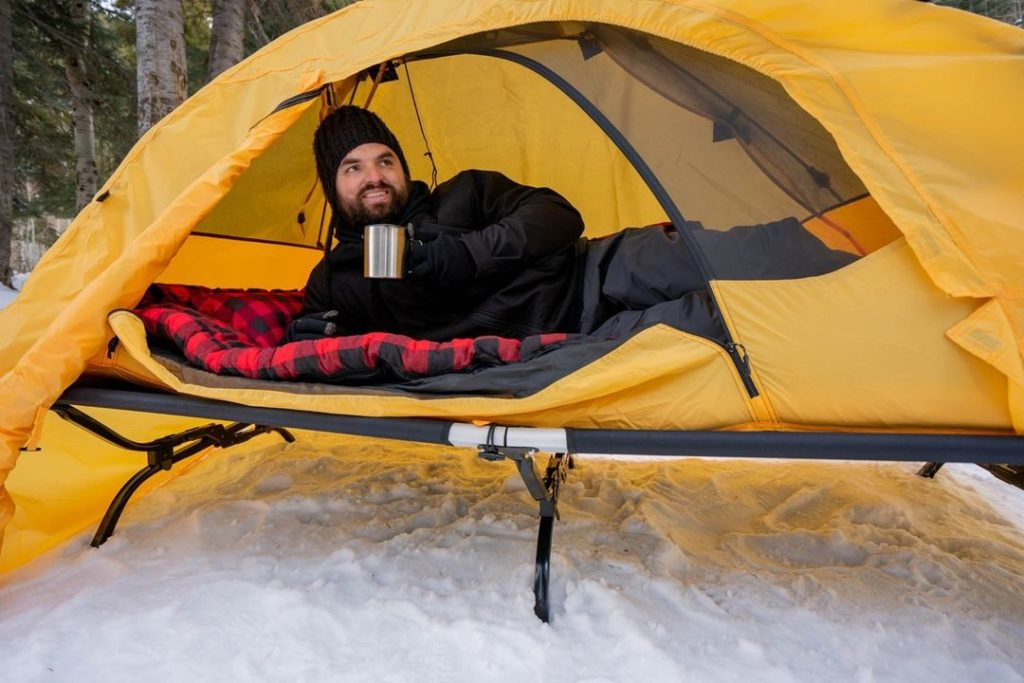 Teton Sports winter sleeping bag